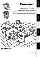 Panasonic DP-2330 Operating Instructions Manual