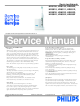 Philips HX6100 Service Manual