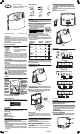 Hunter 47110A Owner's Manual
