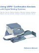 Pitney Bowes DM400c series Reference Manual