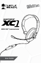Turtle Beach XC1 User Manual