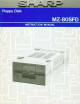 Sharp MZ-80SFD Instruction Manual