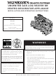Monessen Hearth DLX18 Installation And Operating Instructions Manual