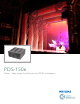Philips PDS-150e Product Manual