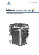 Konica Minolta bizhub C353 User's Manual