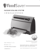 FoodSaver FSFSSL3840 User Manual