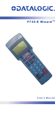 Datalogic F732-E Wizard User Manual