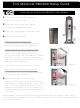 Motorola SBG900 Setup Manual