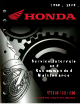 Honda VT750DC ACE Service Interval And Recommended Maintenance Manual
