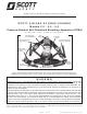 Scott 2.2 Operating & Maintenance Instructions