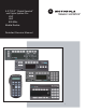 Motorola ASTRO Digital Spectra Plus Service Manual