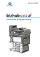 Konica Minolta bizhub C525 User Manual
