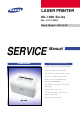 Samsung ML-1610XBH Service Manual