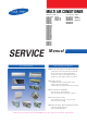 Samsung MH020FVEA Service Manual