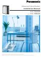Panasonic KX-TEA308 Installation Manual