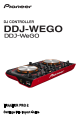 Pioneer DDJ-WEGO Manual To Installation