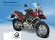 BMW R 1200 GS Adventure Manual