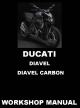 Ducati Diavel Workshop Manual