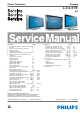 Philips LC4.31E Service Manual