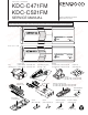 Kenwood KDC-C521FM Service Manual
