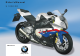BMW S 1000 RR Rider's Manual