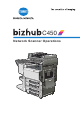 Konica Minolta bizhub C450 Network Scanner Operations