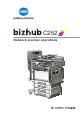 Konica Minolta bizhub C252 Network Scanner Operations