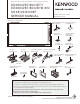 Kenwood DDX8022BT/8022BTY Service Manual