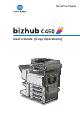 Konica Minolta bizhub c450 User Manual