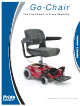 Pride Go-Chair Owner's Manual