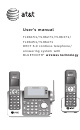 AT&T TL96371 User Manual