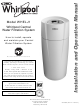Whirlpool WHELJ1 Installation And Operation Manual