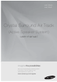 Samsung HW-F550 User Manual