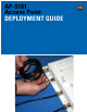Motorola AP-5181 Deployment Manual