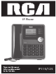 RCA IP115 User Manual