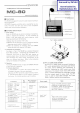 Kenwood MC-80 Instruction Manual
