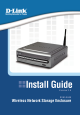 D-Link DSM-G600 Installation Manual