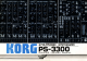 Korg PS-3300 Owner's Manual