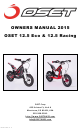 oset 12 5 eco owner s manual pdf 1
