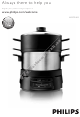 Philips HomeCooker HR1040 User Manual