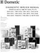 Dometic RM2351 Diagnostic Service Manual