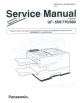 Panasonic UF-550 Service Manual