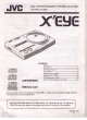 JVC X'Eye RG-M10BU Instructions Manual