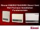 Rinnai ENERGYSAVER EX08C Installation Fundamentals