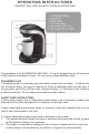 How To Use - Kitchen Selectives CM-688 Product Instruction Manual [Page 5]