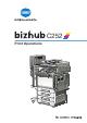 Konica Minolta Bizhub C252 Operation Manual
