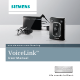 Siemens VoiceLink User Manual