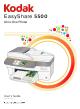 Kodak EasyShare 5500 User Manual
