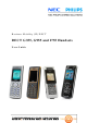 NEC DECT G355 User Manual
