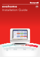 Honeywell evohome Installation Manual